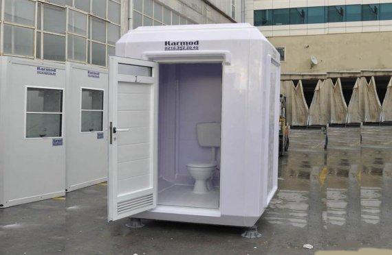 150x150 Portabel Toalett och Dusch Stuga