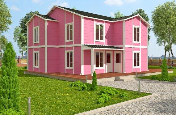 Prefabricerade Hus 147 m²