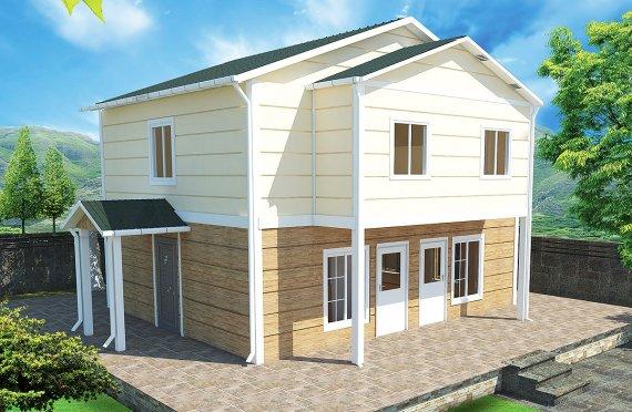 Prefabricerade Hus 114 m²