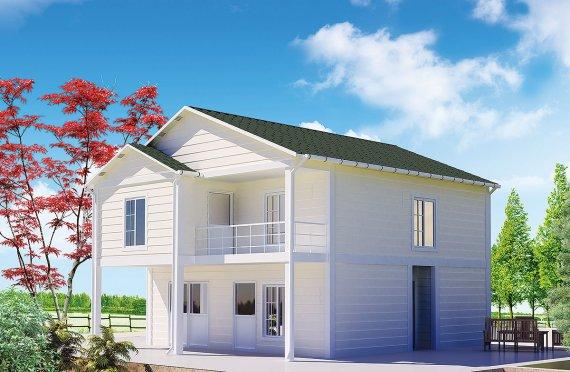 Prefabricerade Hus 130 m²