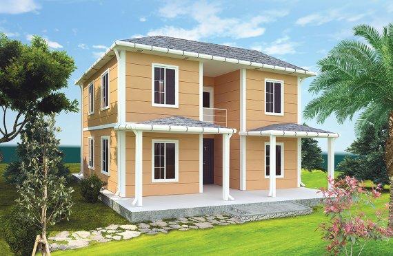 Prefabricerade Hus 148 m²