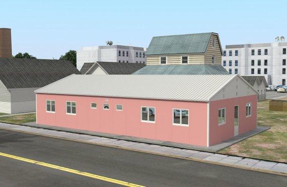Modulär Bostad Enhet 148 m²
