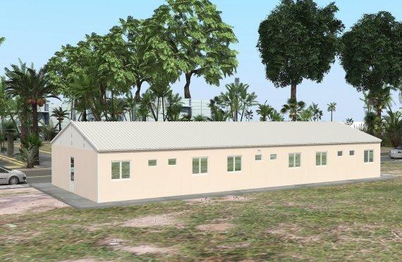 Modulär Bostad Enhet 204 m²
