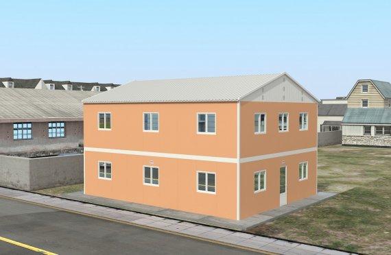 Modulär Bostad Enhet 206 m²