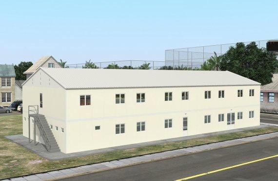 Modulär Bostad Enhet 662 m²