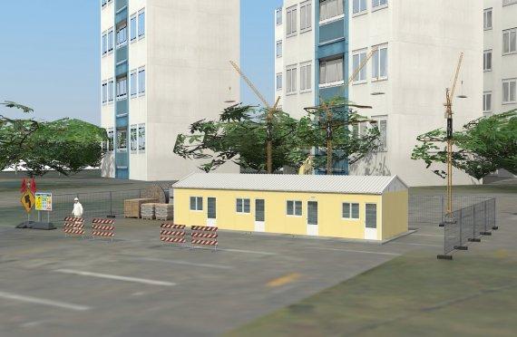 Modulär Bostad Enhet 79 m²