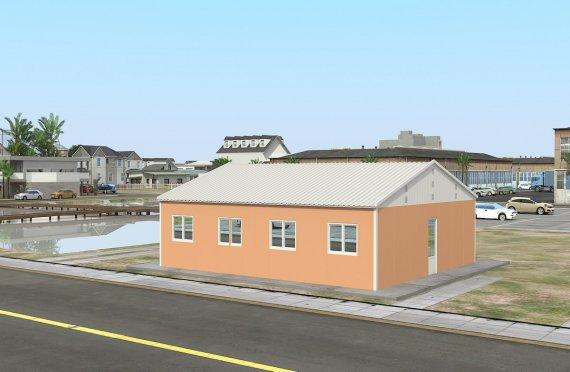 Modulär Bostad Enhet 91 m²