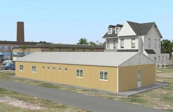 Modulär Bostad Enhet 193 m²