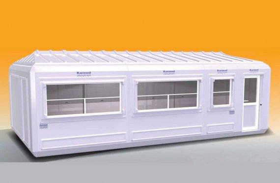 Portabel Byggnad 390x750