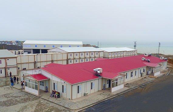 Modulära Arbetsplats Byggnader