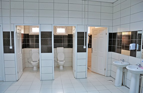 Prefabricerad WC & Dusch