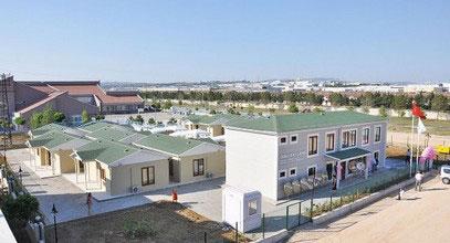 Hälsa rehabiliteringsbyggnad från Karmod Prefabricated