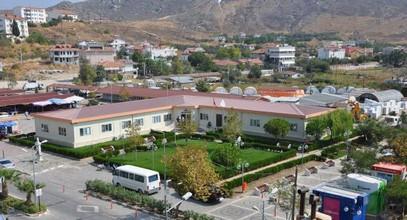Prefabricerad kommunal administrativ byggnad färdigställd