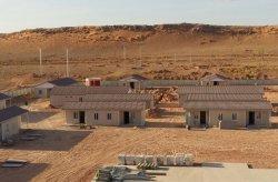 Algeriet prefabricerade billiga och prisvärda bostadsprojekt