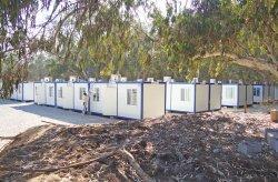 Libyen har fått container arbetsplats komplex från Karmod