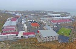 Byggplatserna för den 3: flygplatsen slutfördes av Karmod