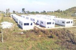 Karmod läger i Nigeria för FN: s fredsbevarare