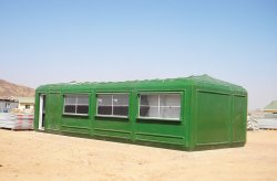 Is Stuga Projektet i Eritrea
