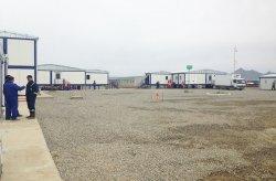 Prefabricerade konstruktionsbyggnader för Shahdeniz-2-projektet i Azerbajdzjan