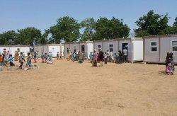 Nigeria mobil klassrum & skolprojekt