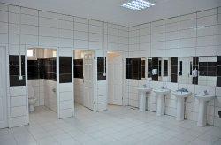 Prefabricerade WC-Dusch Enheter